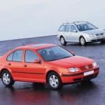 VW Bora 1998. – 2005. – POLOVNJAK, MOTORI, KVAROVI