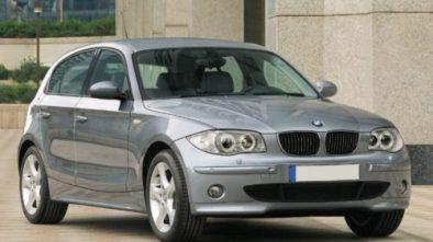 BMW serija 1 E81