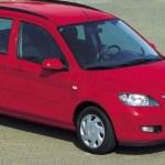 Mazda 2 2002. – 2007.