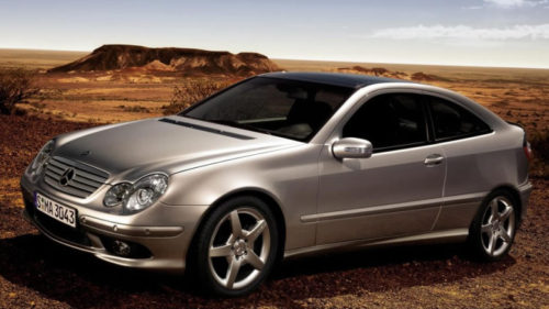 Mercedes C klasa Sports Coupe