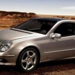 Mercedes C klasa Sports Coupe 2001. – 2008.