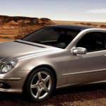 Mercedes C klasa Sports Coupe 2001. – 2008. – Polovnjak