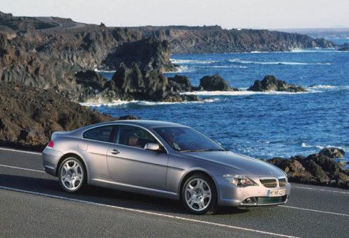 BMW serije 6 E63