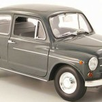 FIAT 600 – Istorija modela