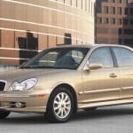 Hyundai Sonata 2002. – 2005. – polovnjak, motori , kvarovi