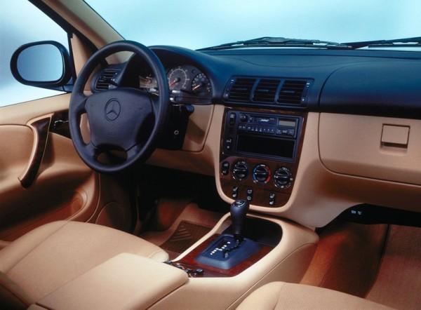 Mercedes M klasa W163