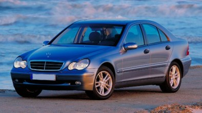 Mercedes C klasa W203