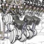 Kako radi automobiliski motor?