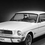 Ford Mustang – prvi deo – istorija modela