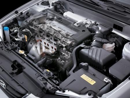 Hyundai Elantra - motor