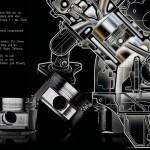 Klip i cilindar – Šta je uloga klipa i cilindra u motoru ?