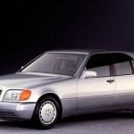 MercedesS klasa W140 1991. – 1998.