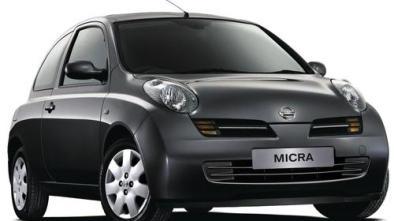 Nissan Micra K12