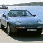 Porsche 928 – Istorija modela – Porsche 928