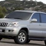 Toyota Land Cruiser 2002. – 2009. – Polovnjak