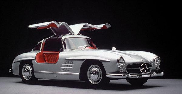 Mercedes-Benz 300 SL iz 1954. (Daimler AG)
