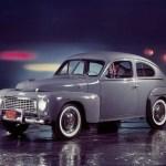 Volvo PV444 – Istorija modela