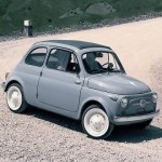 Fiat 500 1957. – 1975. – Istorija modela,