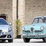 Alfa Romeo Giuliette 1954. – 1965. – Istorija modela