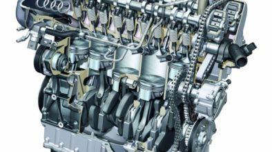 Petocilindarski motor