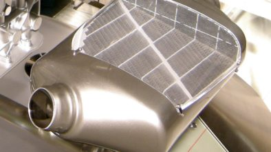Filter čestica čađi