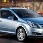 Koliko motornog ulja ide u Opel Corsa (1983 – 2015) ?