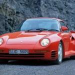 Porsche 959 1986. – 1988. i 1992. – 1993. – Istorija modela