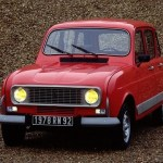 Renault 4 1961. – 1996. – Istorija modela