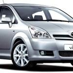Toyota Corolla Verso 2004. – 2009. – Polovnjak,prednoati, mane