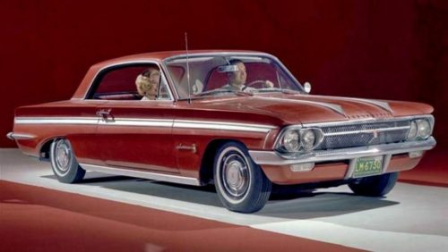 Oldsmobil F85
