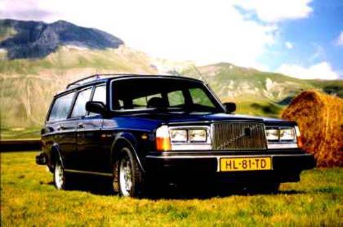 Volvo serije 200