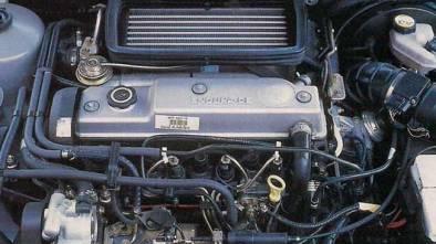 1.8 TD motor