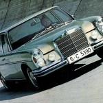 Mercedes 300 SEL 6.3 – Istorija automobila