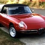 Alfa Romeo Duetto – Istorija modela
