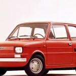Fiat 126 Peglica – Istorija modela