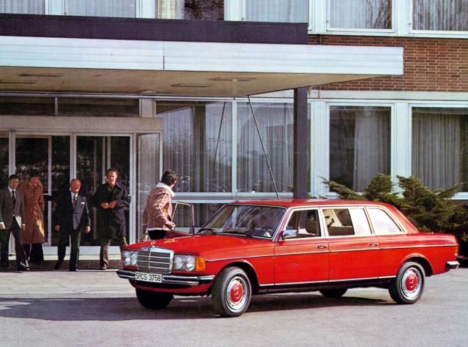 Lorinserov obrada W123