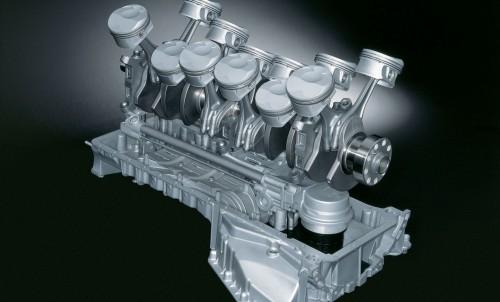 Ideal uravnoteženosti je 12-cilindrični motor čiji je raspored paljenja optimalan