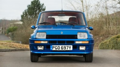 Renault 5 turbo Gordini