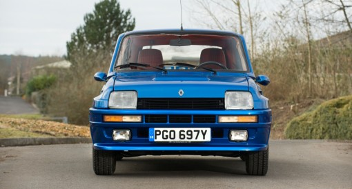 Renault 5 turbo Gordini
