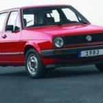 Volkswagen Golf 2 1983. – 1991. – Polovnjak, iskustva
