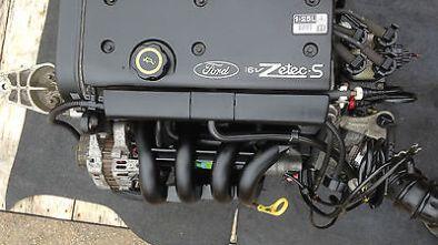 Ford 1.25 16v Zetec motor