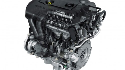 Mazda 2.0 MZR-CD motor
