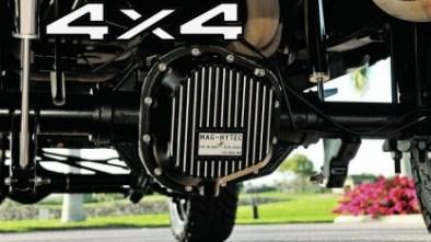 4×4 (4WD) pogona