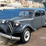 Citroen Traction Avant – Istorija automobila
