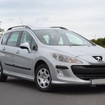 Peugeot 308 SW 1.6 HDI (2009., 168.019 km) – Polovnjak