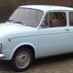 Fiat 850 1964. – 1973. – Istorija modela Fiat 850