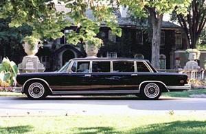 Mercedes - Benz 600