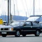 Opel Monza 1978. – 1986. – Istorijamodela