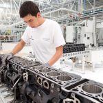Pozajmljivanje motora između fabrika automobila