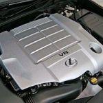 Lexus motor V8 4.6L, 5.0L zamena gumica ventila – Video